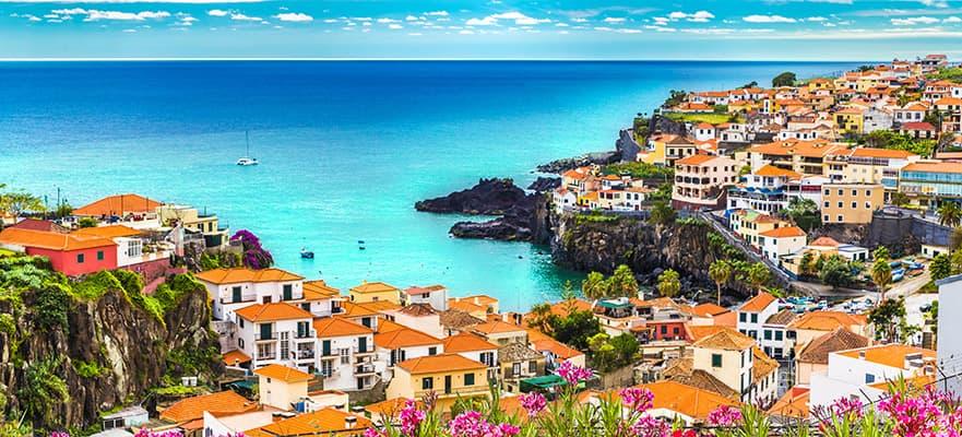 שייט הלוך ושוב בן 7 ימים מליסבון: האיים הקנריים ומדיירה