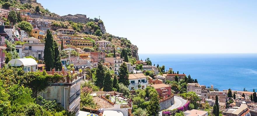 Taormina, Italy Cruise Shore Excursion