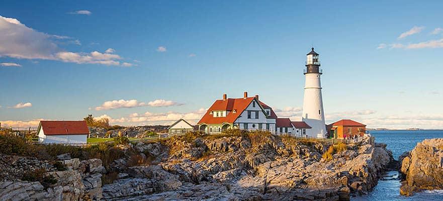 Crociera 7 giorni Canada e New England da New York: Portland e Bar Harbor