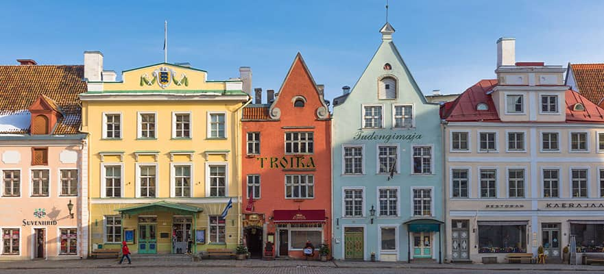 9-Day Baltic Round-trip Copenhagen: Germany, Russia, Sweden & Finland