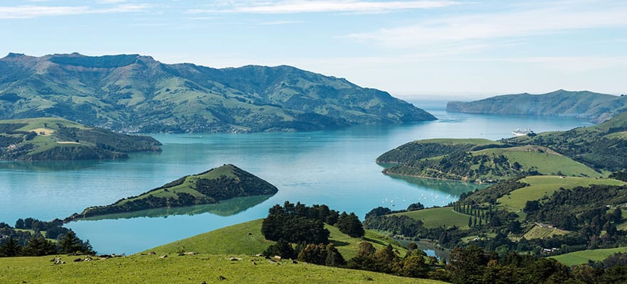 14-Day Australia & New Zealand from Sydney - Fly & Cruise