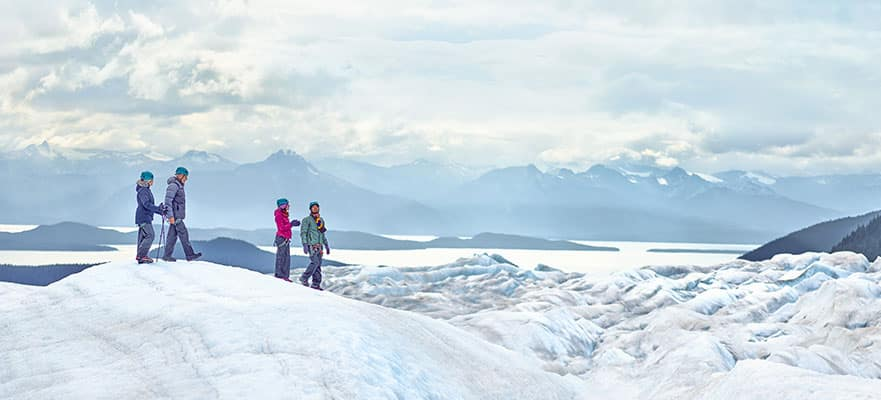 7-Day Alaska with Holkham Bay Glacier Fjords from Vancouver - Fly & Cruise