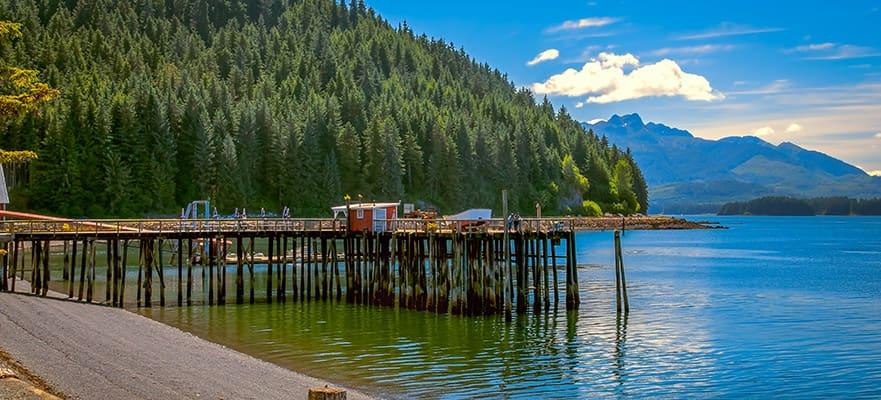 7-Day Alaska Round-trip Seattle: Juneau, Icy Strait Point & Ketchikan