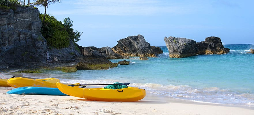 5-Day Bermuda Round-trip New York - Fly & Cruise