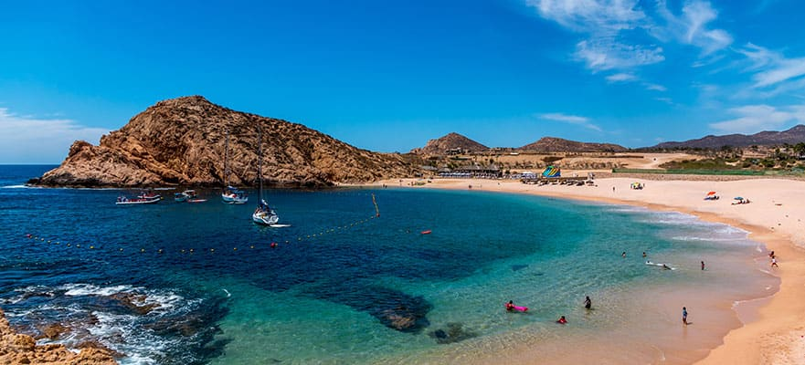 5-Day Mexican Riviera Round-trip Los Angeles: Cabo & Ensenada