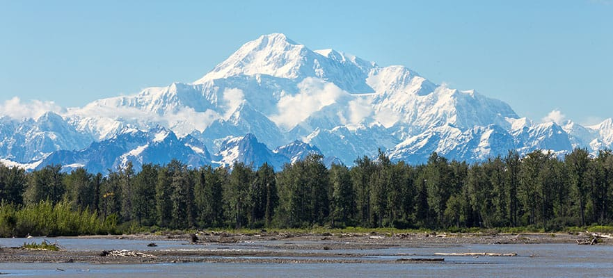 13-Day Denali Talkeetna Explorer - Southbound Cruisetour