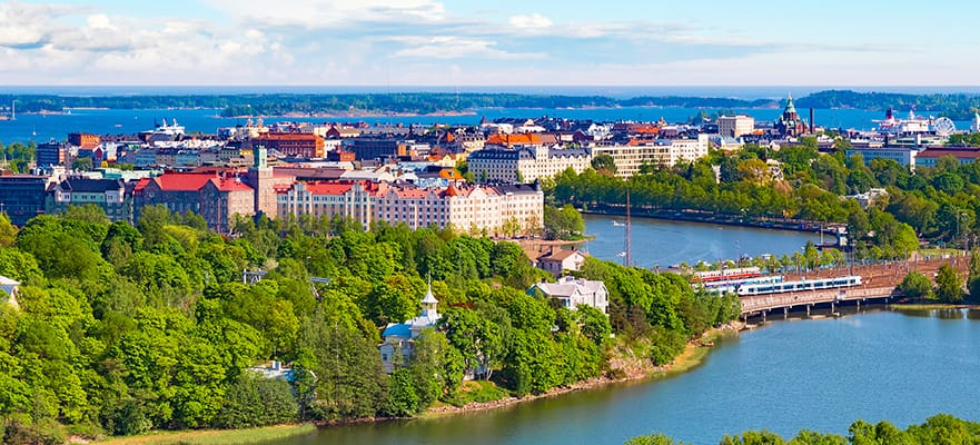 9-Day Scandinavia, Russia & Baltic from Copenhagen - Fly & Cruise