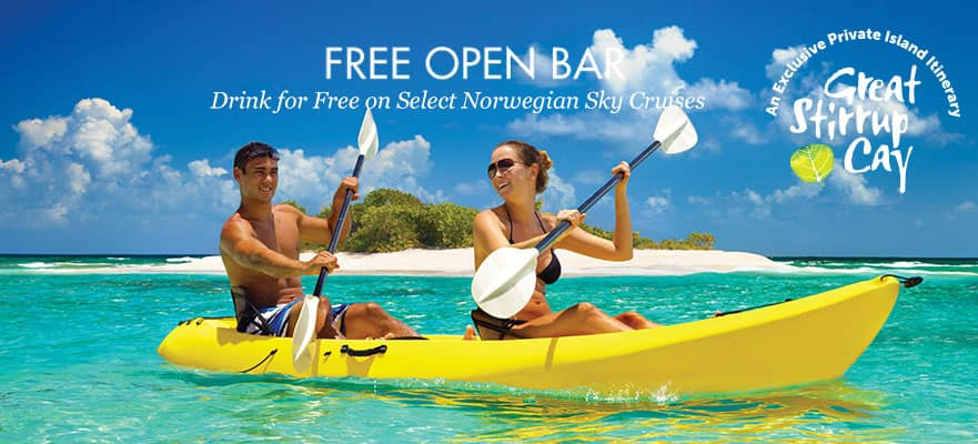 5-Day Bahamas & Florida from Miami - Free Open Bar
