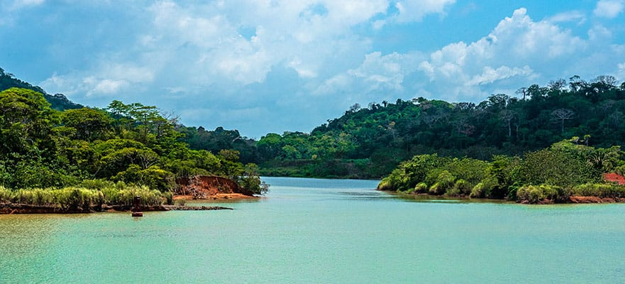 11-Day Panama Canal  from Miami - Fly & Cruise