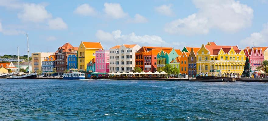 El Caribe, desde Nueva York hacia Galveston: Curazao, Aruba y Cozumel, 12 días