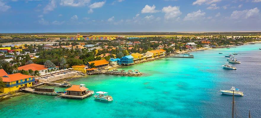 8-Day Panama Canal Round-trip Panama City: Curacao, Aruba & Bonaire
