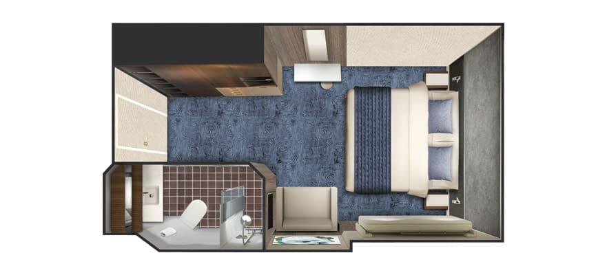 Floor plan Family Inside