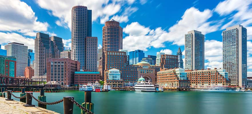 12-Day Canada & New England from New York - Fly & Cruise