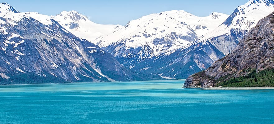 7 Day Alaska With Inside Passage From Seward Southbound