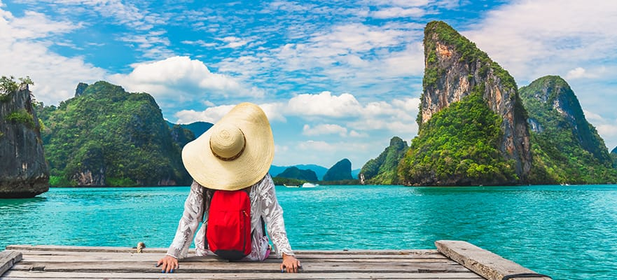 8-Day Phuket, Langkawi & Penang from Singapore - Fly & Cruise