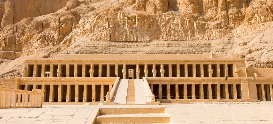22-Day Greece, Israel & Egypt from Dubai - Fly & Cruise