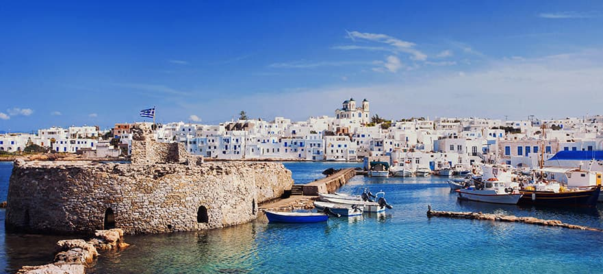 9-Day Greek Isles from Istanbul to Venice: Santorini, Athens & Croatia