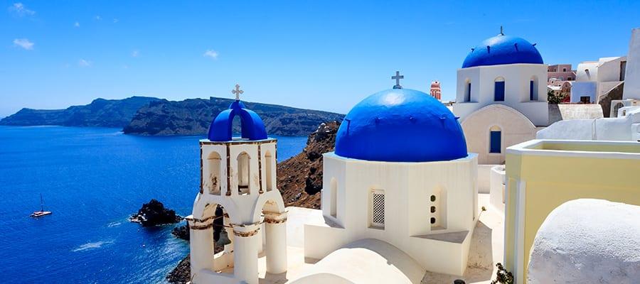 Crociera a Santorini