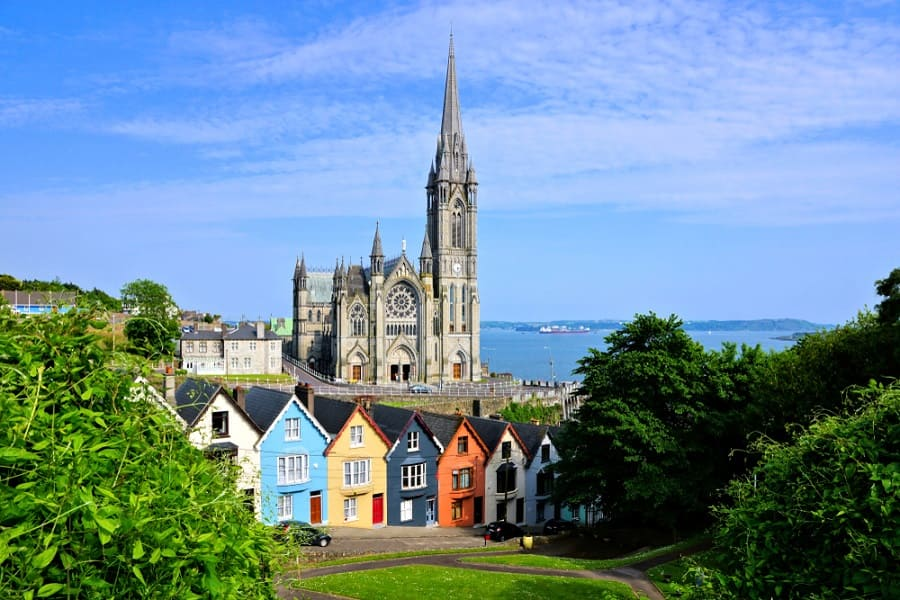 Norwegian Cruises to Ireland