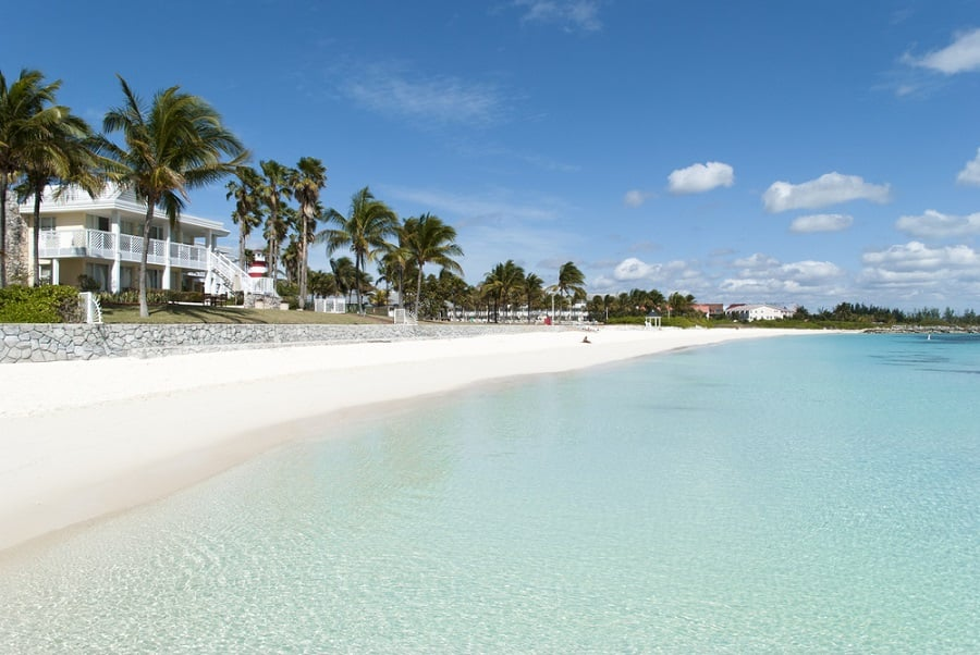 Lucayan Beach Grand Bahama Island