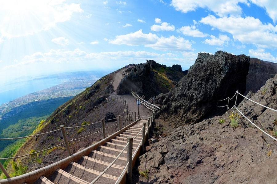See Mount Vesuvius on a Cruise with Norwegian