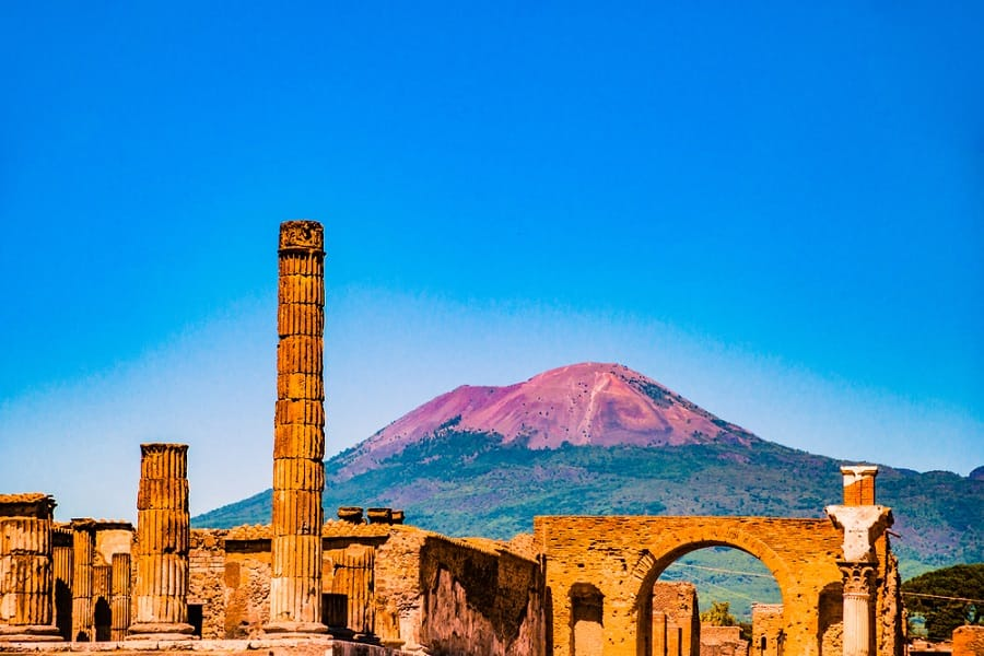 Explore Pompeii on an Italy Cruise with Norwegian