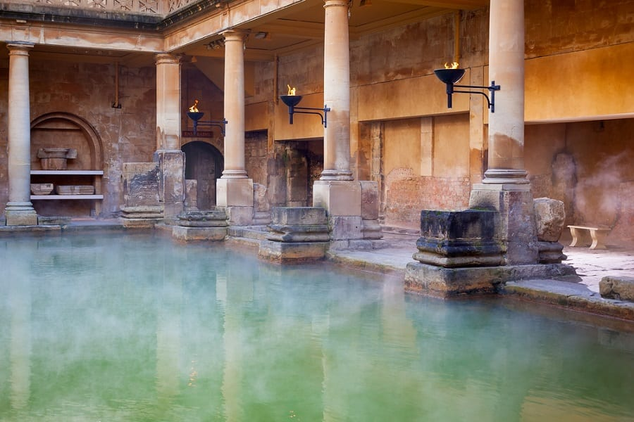 Cruise to Rome with Norwegian and Experience a Classic Roman Bath