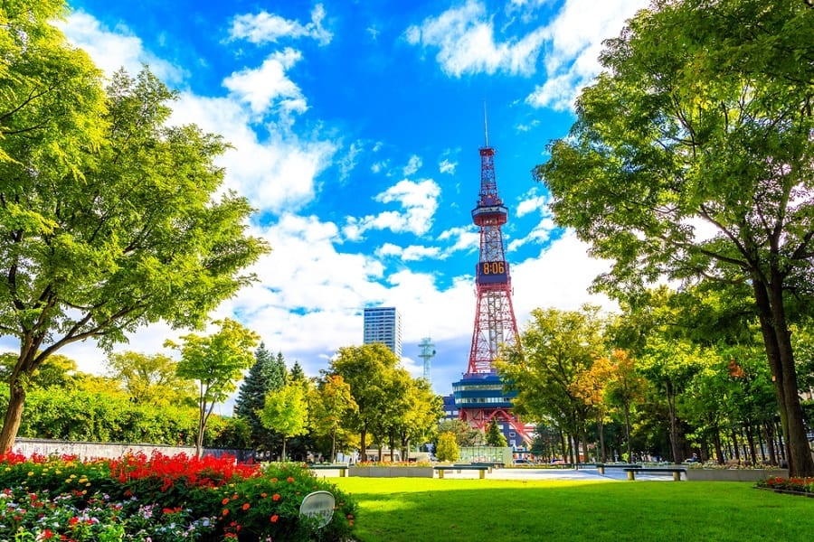 Norwegian Cruises to Sapporo, Japan