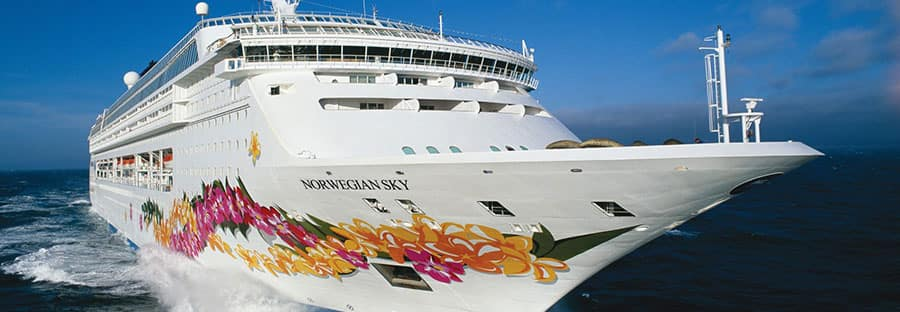 Great Stirrup Cay en el Norwegian Sky