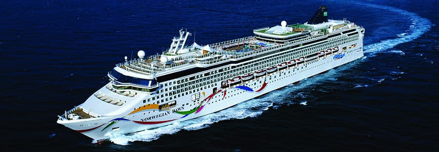 Crucero por Grecia a bordo del Norwegian Dawn