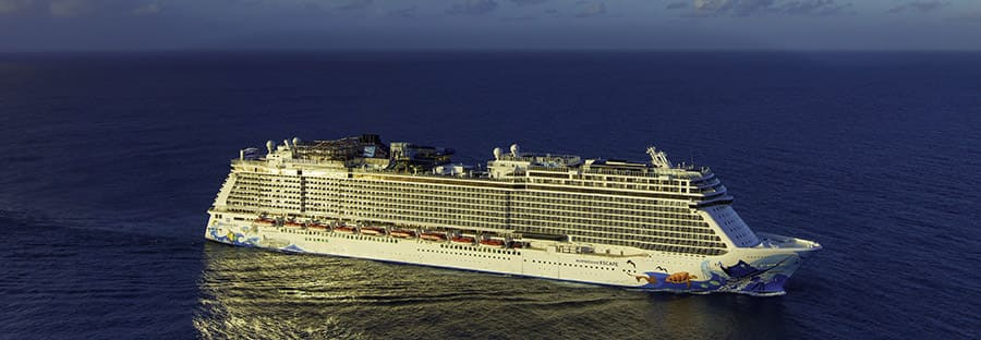 Crucero por Grecia a bordo del Norwegian Escape