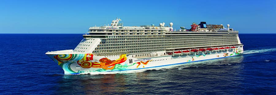 Italy Cruise on Norwegian Getaway
