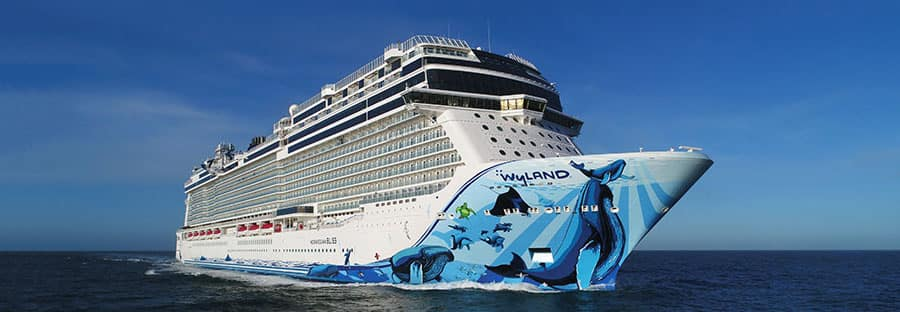 Norwegian Bliss Bahamas Cruises