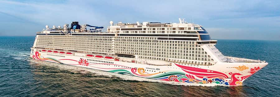 Caribbean Cruises on Norwegian Joy