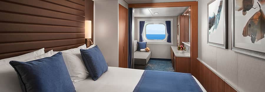 Norwegian Encore - Oceanview Stateroom