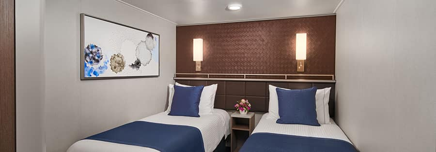 Norwegian Encore - Inside Stateroom