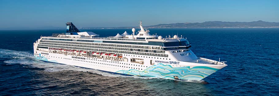 Italy Cruise on Norwegian Spirit