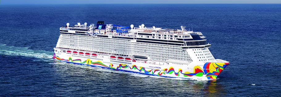 Eastern Caribbean Cruises on Norwegian Encore