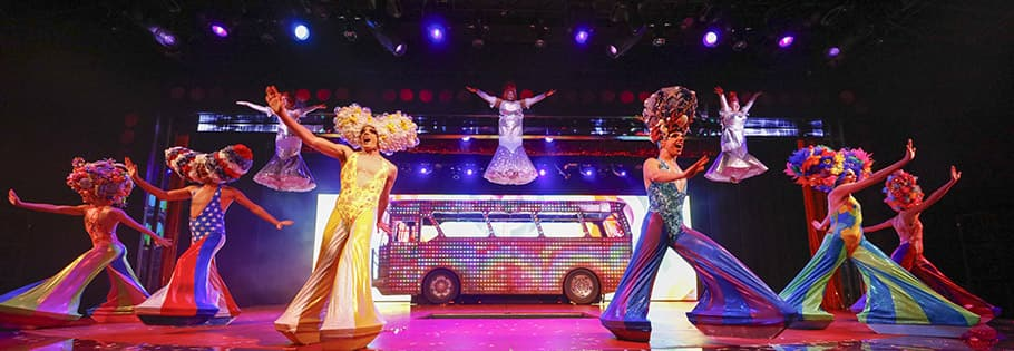 Priscilla Queen of the Desert on Norwegian Epic