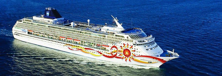 Cruise to Japan Norwegian Sun