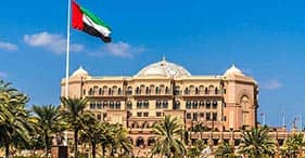 Abu Dhabi Orientation and High Tea at Emirates Palace