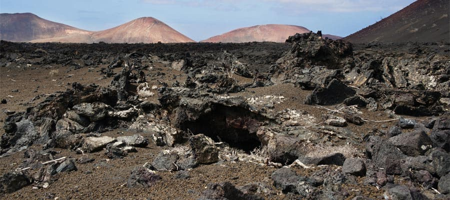 Timanfaya National Park when you cruise to Arrecife