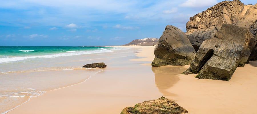 White sand beaches of Angra Dos Reis