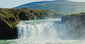 Godafoss & Leisurely Akureyri