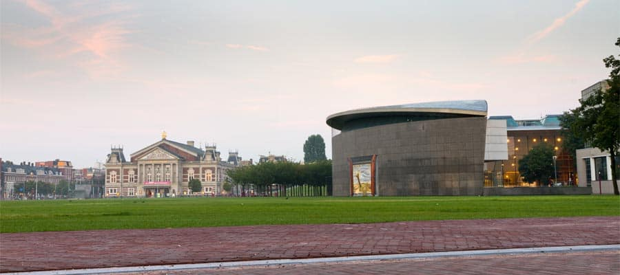 Cruise to Europe and visit the Van Gogh Museum