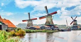 Windmills & Edam