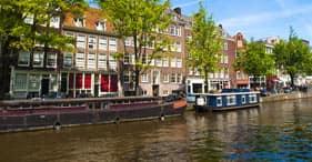 アムステルダム(アイモイデン)、オランダ