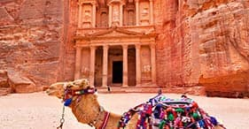 Magnificent Petra & Wadi Rum Adventure