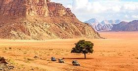 Wadi Rum Off-Road Adventure