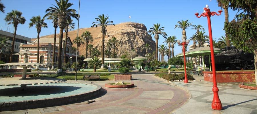 Crociere ad Arica